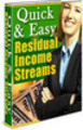 Thumbnail Quick & Easy Residual Income Streams